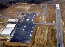 Johnston County Airport
