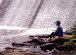 Child Fishing #3