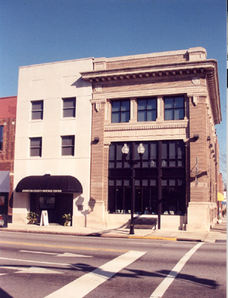 Heritage Center Building