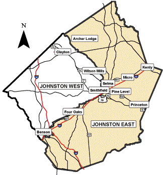 JOHNSTON WEST WATER SYSTEM