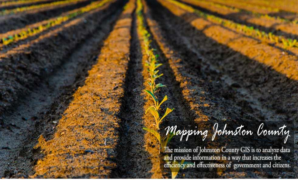 Johnston County, North Carolina Geographic Information Systems