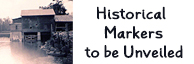 Historial Markers to be Unveiled by Heritage Center - Click for Dates and Times
