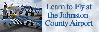 Learn to Fly at the Johnston County Airport