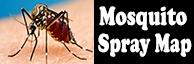 Map of Mosquito Spray Zones