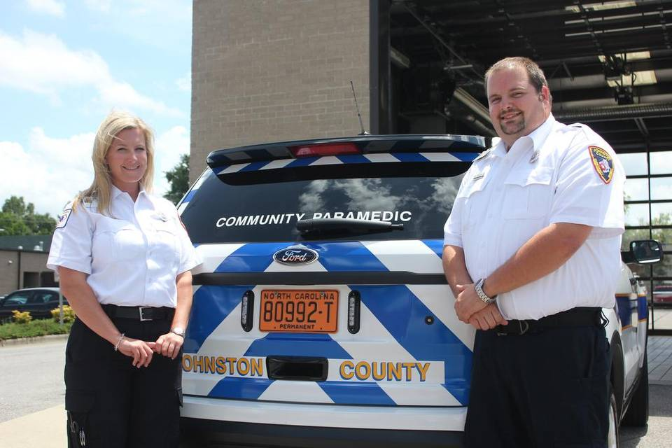 Community Paramedics Hit The Road