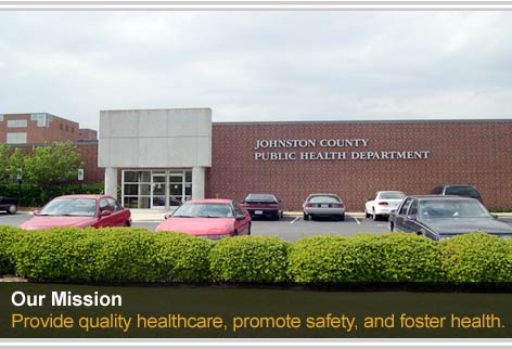 Johnston County Health Department Building