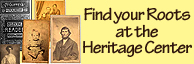 Find your roots at the Heritage Center