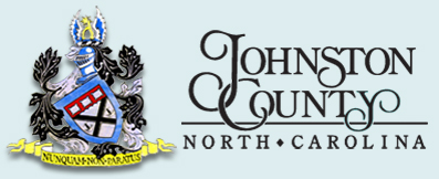 Johnston County North Carolina Shield Logo